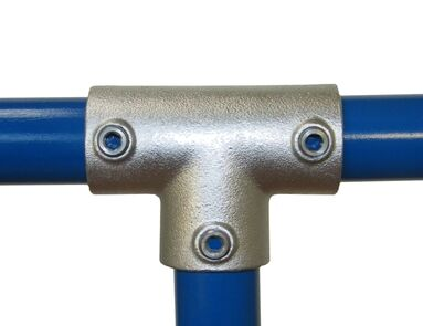 Interclamp 104 Long Tee Tube Clamp
