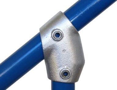 Interclamp 129 Adjustable Short Tee Tube Clamp