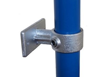Interclamp 143 Handrail Wall Bracket Tube Clamp